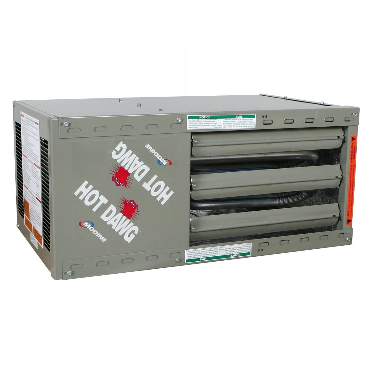 Modine Hot Dawg Hd60 Garage Heater