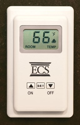Empire TRW Wireless Wall Thermostat