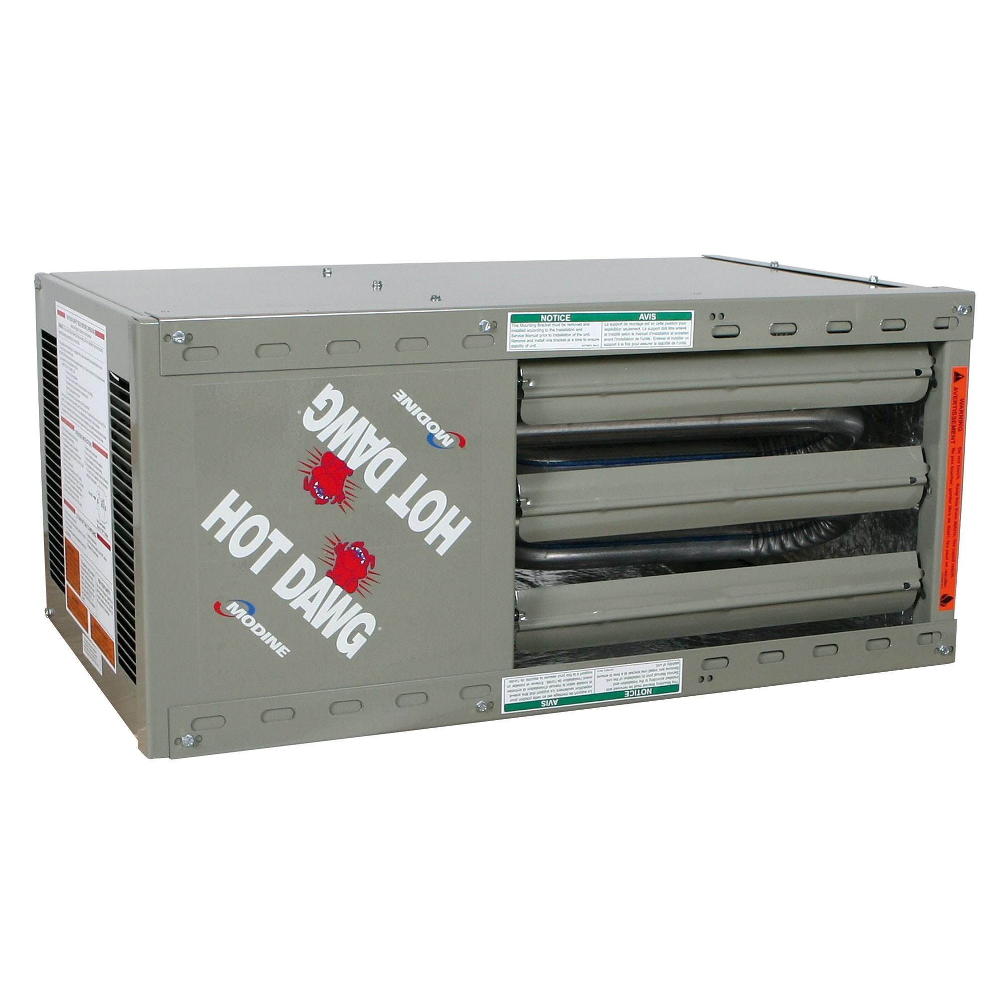 Modine Hot Dawg HD125 Garage Heater