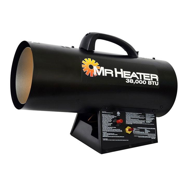 Mr Heater MH38QFA Forced Air Heater