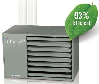 Modine PTC260 260K BTU Effinity93 93% Efficient