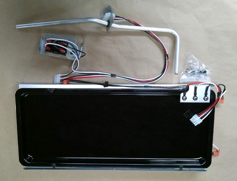 Empire Ultrasaver PVSHT Heated Humidification Tray
