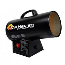 Mr Heater MH125QFAV Forced Air Heater