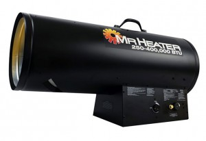 Mr Heater MH400FAVT Forced Air Heater