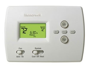 Honeywell PRO4000 Digital 5-2 Programmable Thermostat