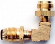 Mr Heater F273760 90 Degree POL x DCM Adapter