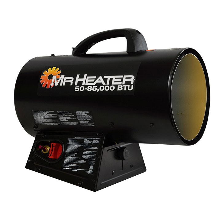 Mr Heater MH85QFAV Forced Air Heater