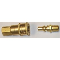 "Mr Heater F276186 1/4"" Quick Connect without Ball Valve"