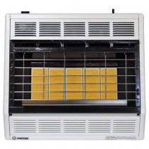 Empire SR30 Vent Free Heater White