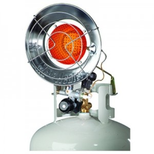 Mr Heater MH15TS Single Burner Tank Top Heater w/ Spark Ignition