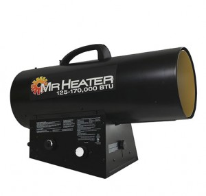 Mr Heater MH170QFAVT Forced Air Heater