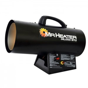 Mr Heater MH38QFA Forced Air Heater