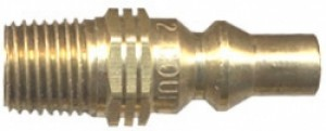Hansen/MB Sturgis 250-2 Low Pressure Quick Connect Plug